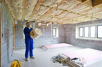 Звуковая изоляция потолка