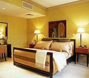 Комната с вентиляцией