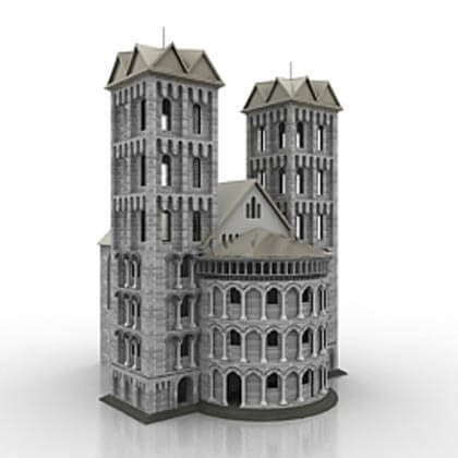 Кондиционирование большого здания