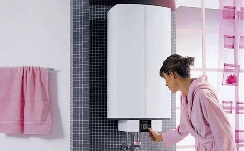 Накопительный водонагреватель