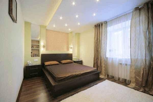 Цвет стен в спальне: выбираем базовый оттенок