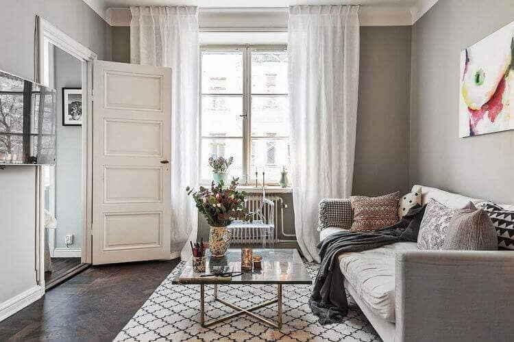 Шведский интерьерный стиль