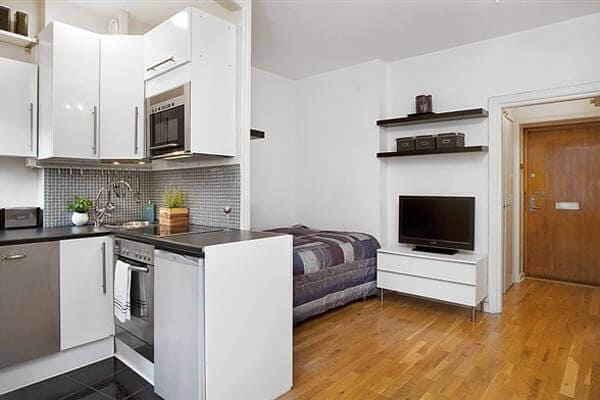 Оформление комнаты в общежитии