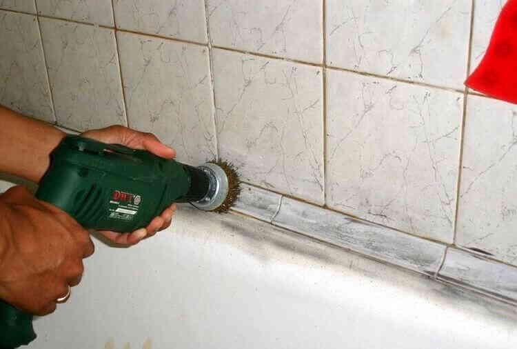Как обновить ванну акрилом: реставрация