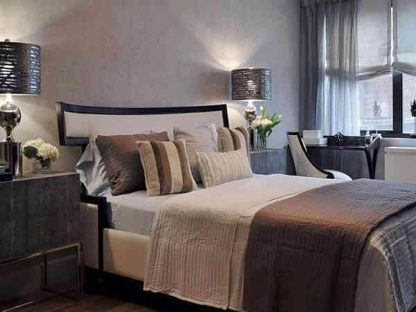 Маленькая спальная комната