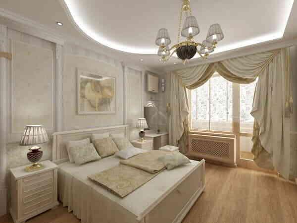 Как оформить дизайн интерьера спальни – практические советы опытных дизайнеров