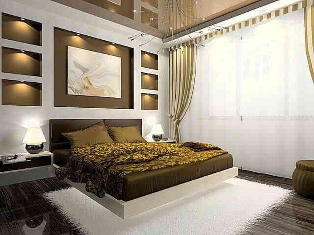 Как оформить интерьер спальни в современном стиле – советы профессионалов