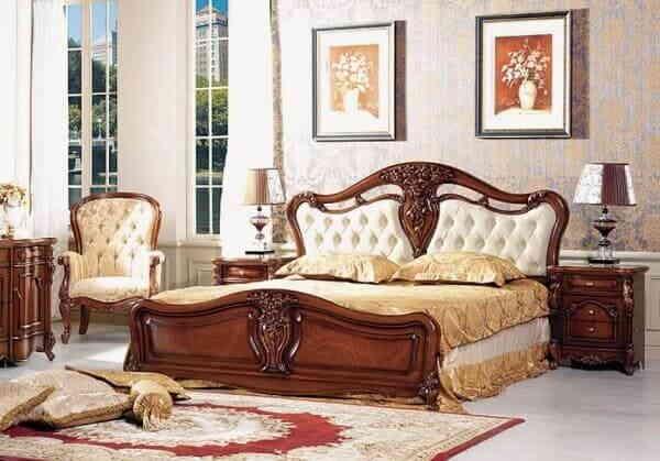 Набор комнаты для сна в стиле классицизма