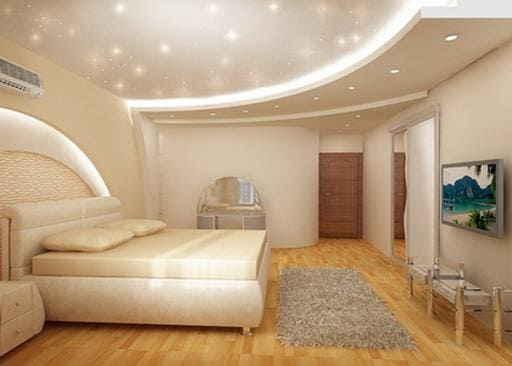Оригинальный дизайн потолков