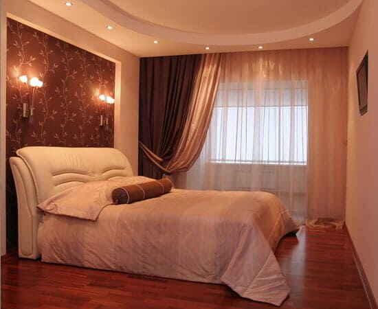 Светильники для стен в оформлении комнаты