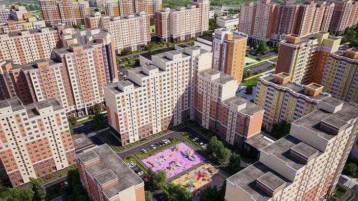 Жилищный комплекс «Москва A101»
