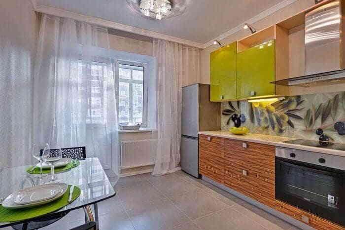 Кухонная комната