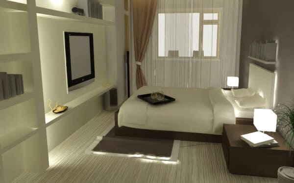Люстры для спальни – функциональность и красота
