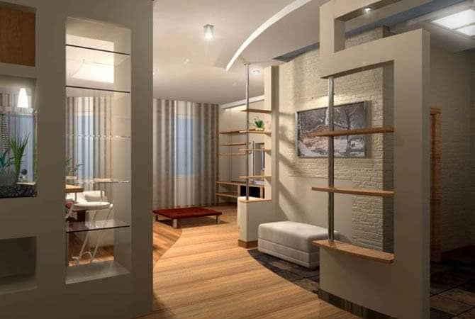 Ремонт хрущевки 2 комнаты: Фото