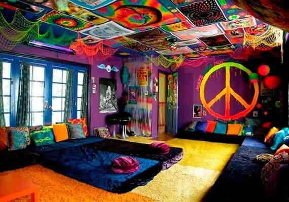 Современная и стильная спальня для подростка