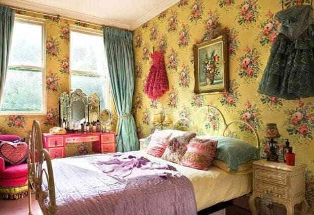 Спальня для девушки-подростка – избавляемся от стереотипов