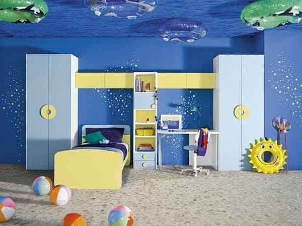 Спальня для мальчика: как обустроить грамотно
